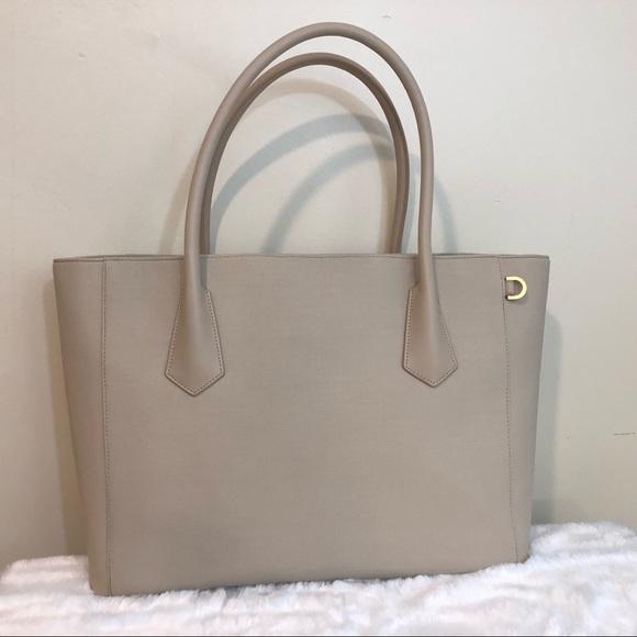 73935a5f8e Dagne Dover Handbags - Dagne Dover Legend Tote Sand Nude Beige large bag